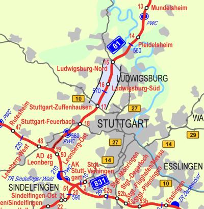 A81 Verkehrsinfo