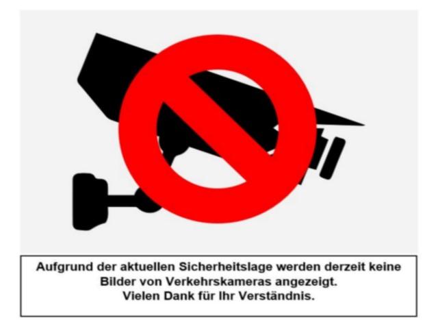 Webcam A8 A5 - Autobahndreieck Karlsruhe Richtung Stuttgart
